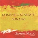 DOMENICO SCARLATTI - SONATAS FOR GUITAR DUO