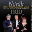 NOVÁK TRIO - CZECH CONTEMPORARY MUSIC