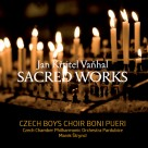 JAN KŘTITEL VAŇHAL - SACRED WORKS