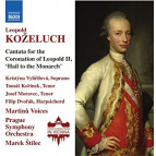 Marek Štilec KOŽELUH L.: Cantata for the Coronation of Leopold II,