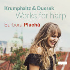 BARBORA PLACHÁ  Works for harp